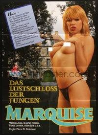 Das Lustschloss Der Jungen Marquise Erotik Film İzle