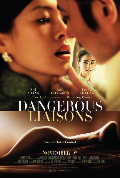 Dangerous Liaisons – Tehlikeli İlişkiler Erotik Film izle