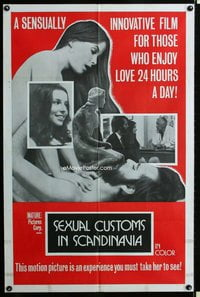 Sexual Customs in Scandinavia Erotik Film izle