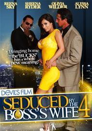 Seduced By The Boss Wife 4 Erotik Film izle