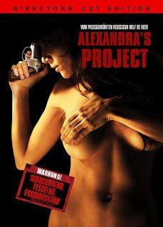 Alexandra'nın Projesi yabancı erotik film izle