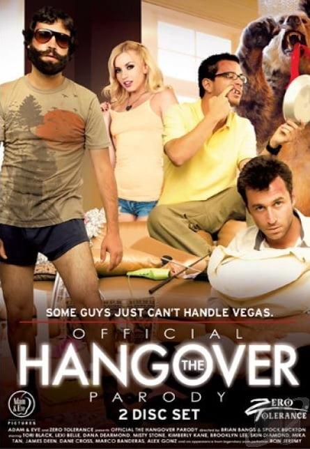 Official Hangover Parody Erotik Film İzle