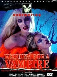 Requiem for a Vampire Erotik Film izle