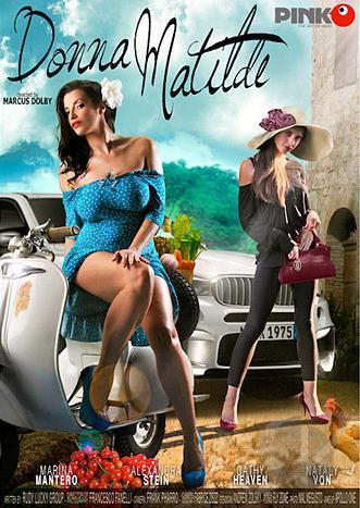 Donna Matilde Erotik Film İzle