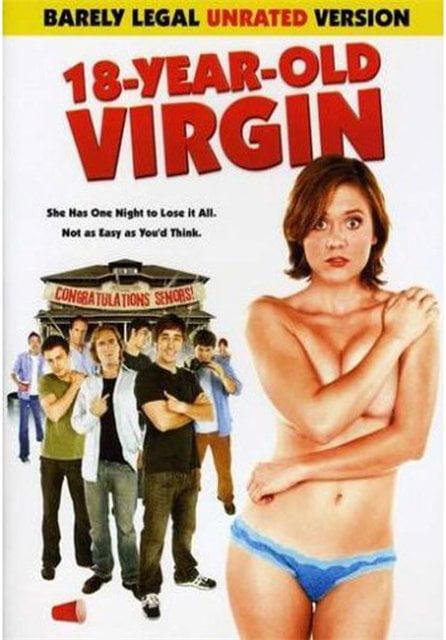 18 Yıllık Bakire Erotik Film izle