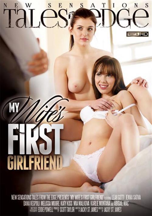 My Wife's First Girlfriend Erotik Film izle