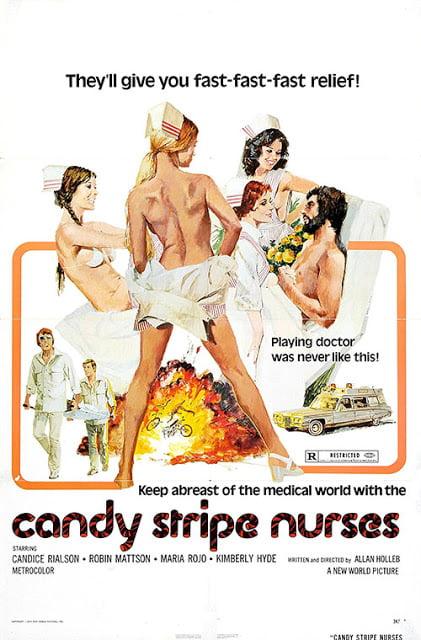 Candy Stripe Nurses +18 film izle