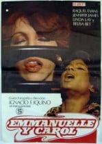 Emmanuelle y Carol erotik film seyret