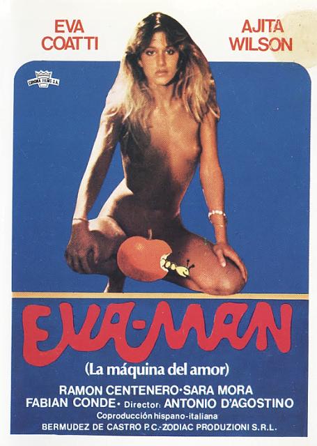 Eva man (Due sessi in uno) erotik film izle