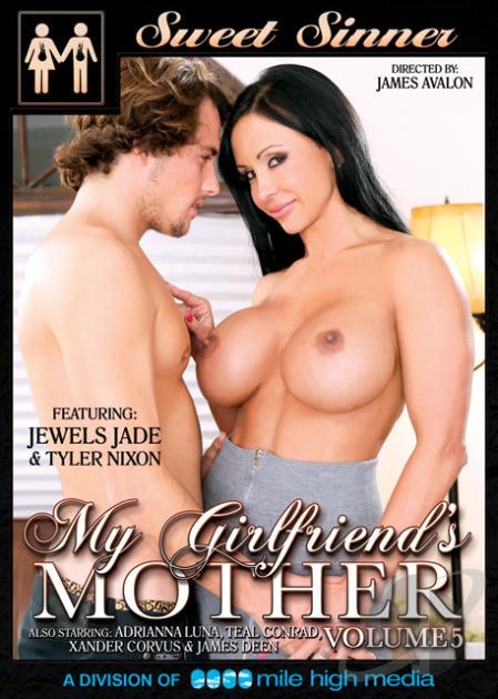 My Girlfriend's Mother 5 Erotik Sinema izle