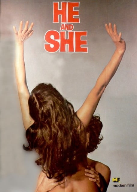 He and She 1970 +18 erotik sinema izle