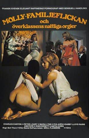Sex in Sweden AKA Molly [1977] Mac Ahlberg +18 film izle