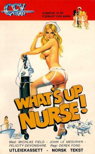 What's Up Nurse! (1978) Derek Ford erotik film izle
