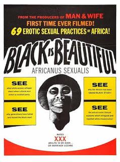 Africanus Sexualis (Black Is Beautiful) (1970) +18 izle