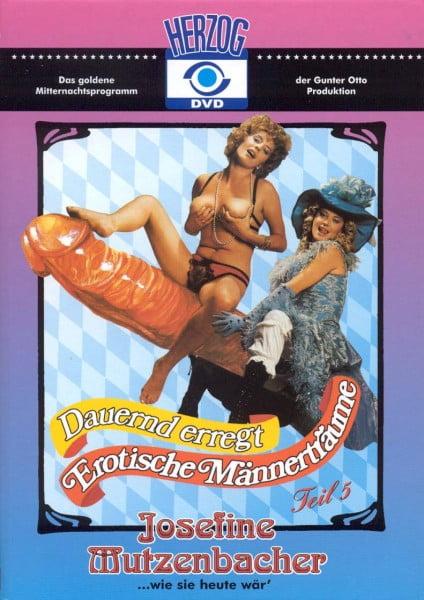 Josefine Mutzenbacher Teil 5 … wie sie heute war: Dauernd erregt Erotische +18 izle