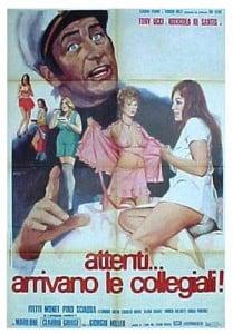 Dikkat … üniversite var! 1975 erotik film izle