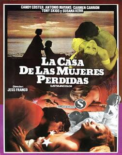 La casa de las mujeres perdidas (1983) Jesús Franco Erotik Film izle