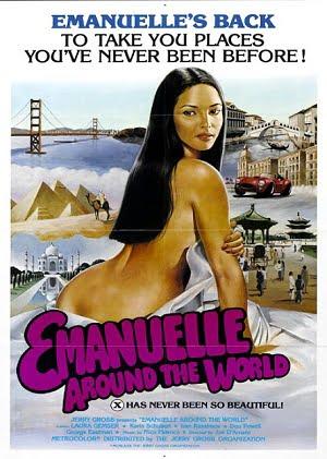 Emanuelle a Round The World Erotik Film izle