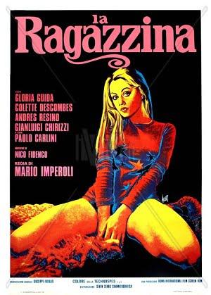La Ragazzina Erotik Film izle