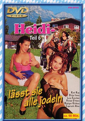 Heidi 1: Auf der Heidi gibts koa Sünd Erotik Film izle