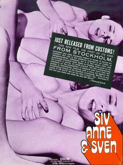 Siv, Anne & Sven Erotik Film izle