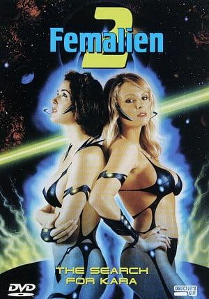 Femalien II Erotik Film izle