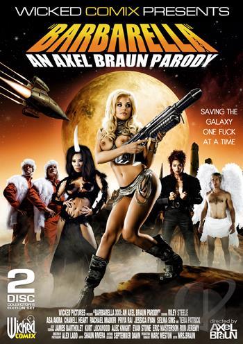 Barbarella Parodi Erotik Film İzle