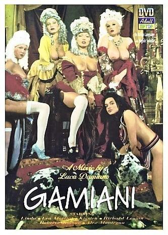 Gamiani (1997) erotik film izle