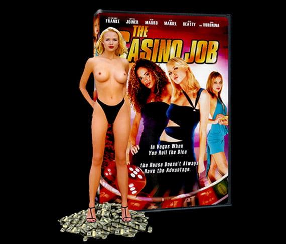 The Casino Job Erotik Film izle
