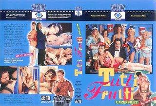 Tutti i frutti Erotik Film izle