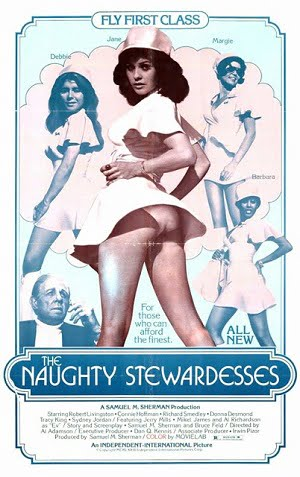The Naughty Stewardesses Erotik Film izle