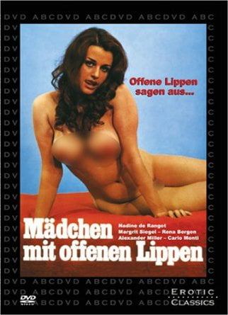 Açık Dudaklı Kız Erotik Film izle