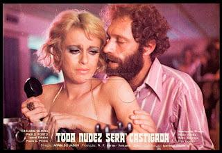 Toda Nude Será Castigada Erotik Film izle