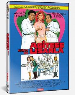 Agítese antes de usarla (1983) Erotik Film izle