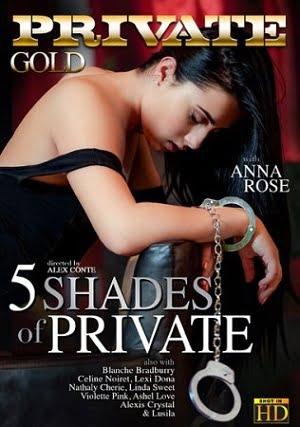 5 Shades Of Private Erotik Film izle