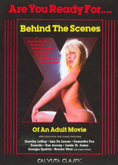 Behind the Scenes of an Adult Movie Erotik izle