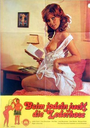 Beim Jodeln juckt die Lederhose Erotik Film izle