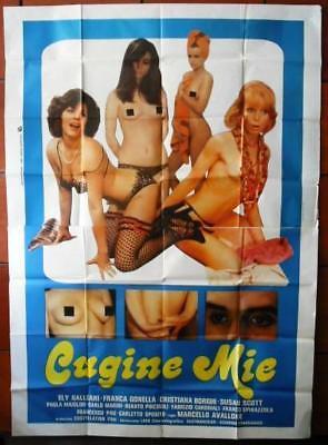 Cugine mie (1978) Erotik Film izle