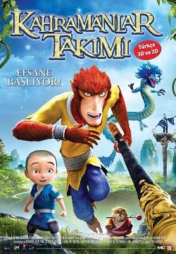 Kahramanlar Takımı Türkçe Dublaj izle