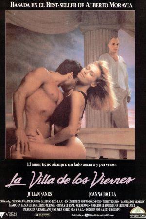 La villa del venerdì Erotik Film izle
