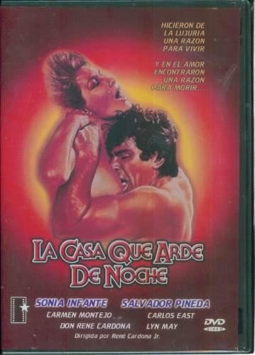 La Casa Que Arde De Noche (1985) Erotik Film izle