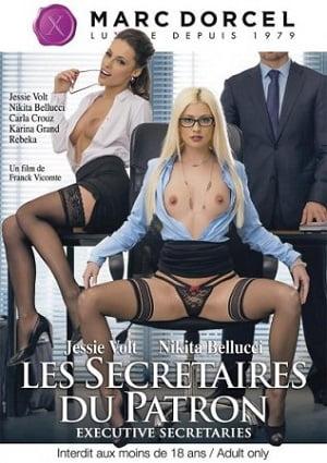Les secretaires du patron Erotik Film izle
