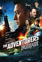 The Adventurers izle