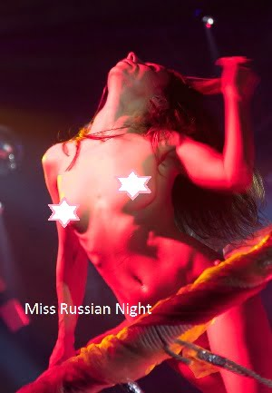 Miss Russian Night Erotik Film izle