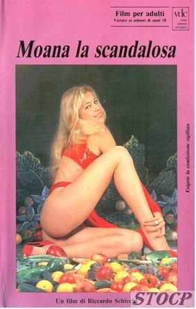 Moana la scandalosa Erotik Film izle