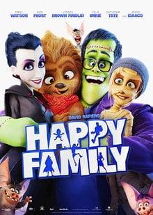 Mutlu Canavar Ailesi izle