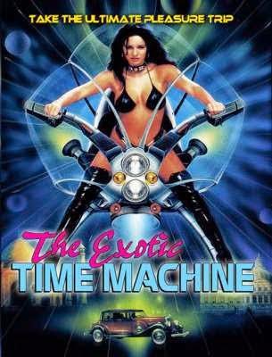The Exotic Time Machine / Egzotik Güzeller Erotik Film izle