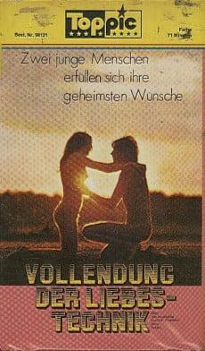Vollendung der Liebestechnik (1970) Erotik izle