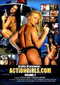Aksiyon Kızlar 2 Erotik Film İzle