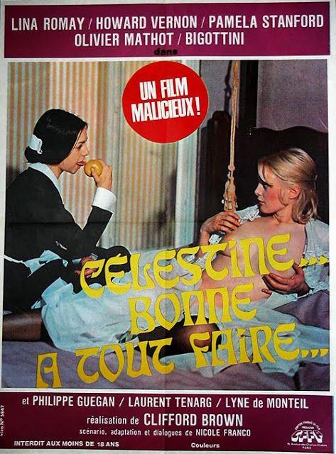 Célestine… bonne à tout faire (1974) Erotik Film izle
